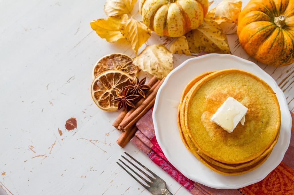 pumpkin panckes