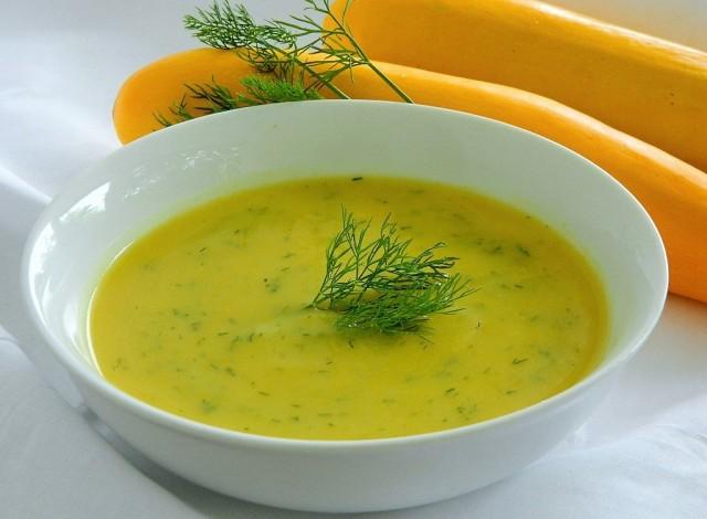 zuchini soup